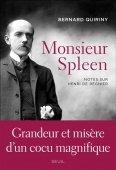 Monsieur Spleen. Notes sur Henri de Régnier